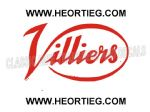 Villiers Transfer Decal DVILL2-7